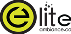 Conception de logo Elite ambiance - Dialoguenet.ca